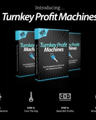 Review Turnkey Profit Machines by Stefan Ciancio