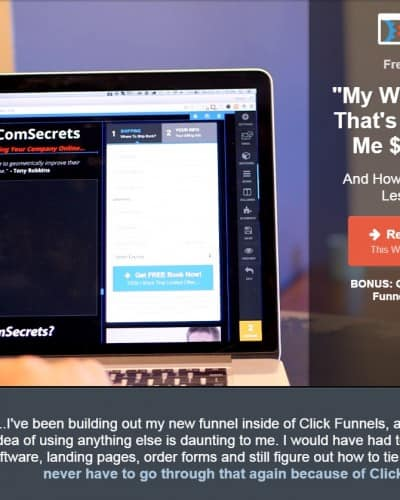 Review Clickfunnels by Russell Brunson