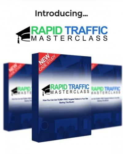 Review Rapid Traffic Masterclass by Stefan Ciancio