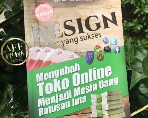 Review Buku Resign Yang Sukses by Indra Permana