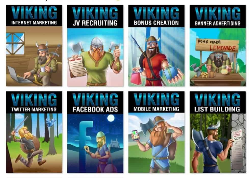 Review Viking PLR by Steven Alvey