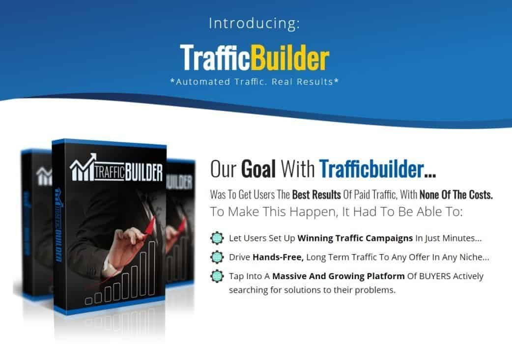 Review Traffic Builder, Cara Cepat Mendatangkan Traffic