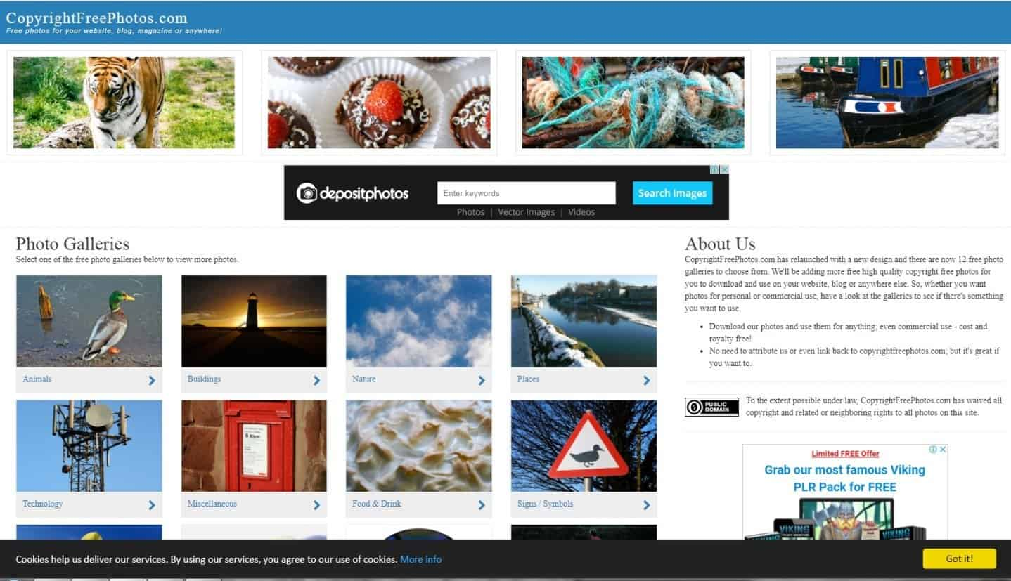 Website Tempat Download Gambar Gratis Untuk Blog Copyright Free Photos