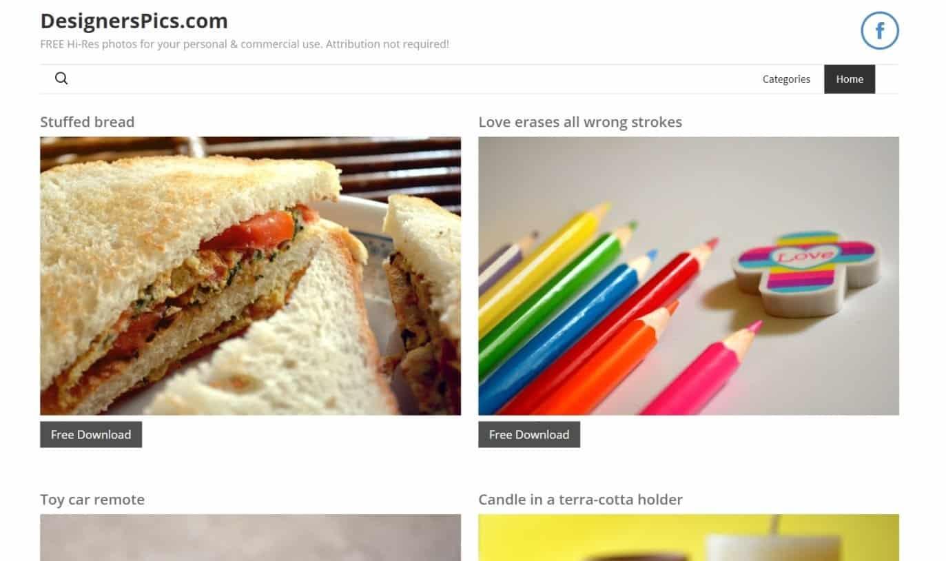 Website Tempat Download Gambar Gratis Untuk Blog Designers Pics