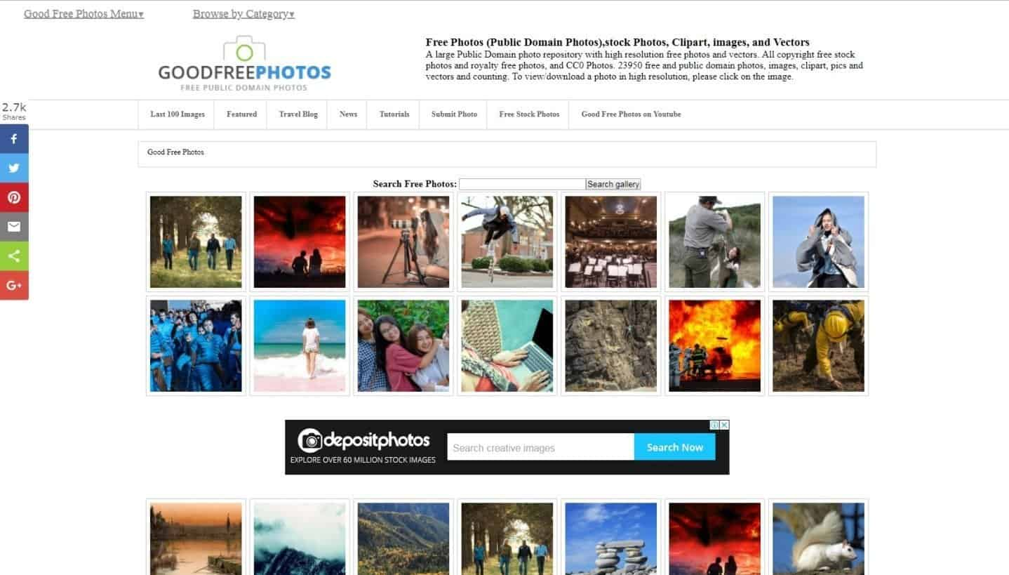 Website Tempat Download Gambar Gratis Untuk Blog Good Free Photos