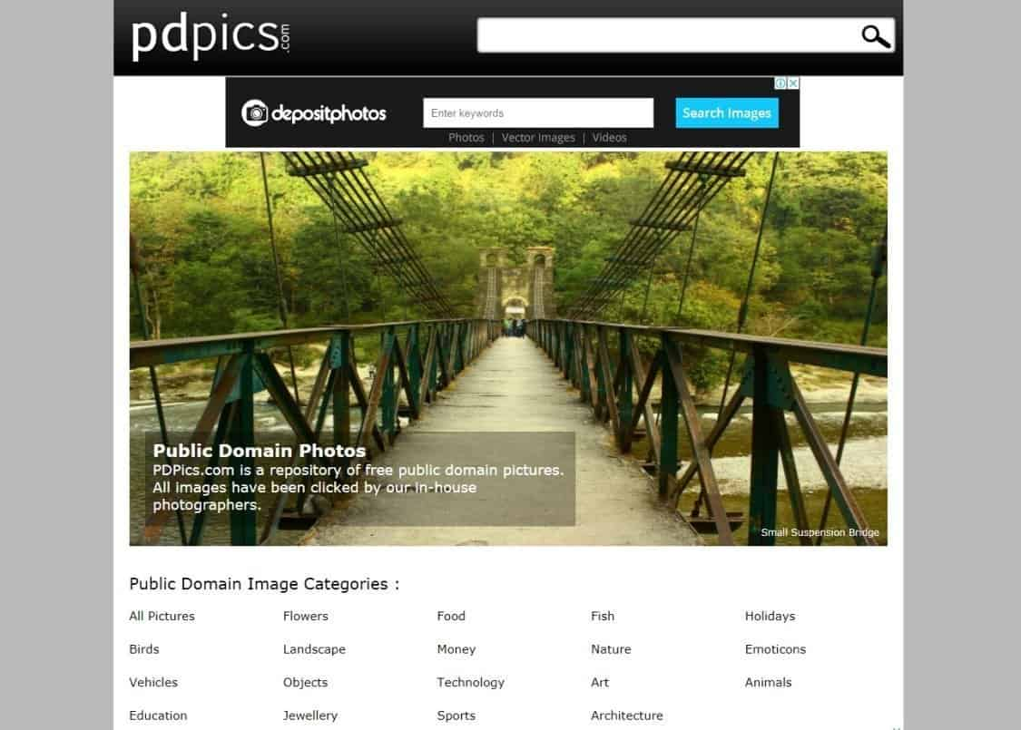 Website Tempat Download Gambar Gratis Untuk Blog PD Pics