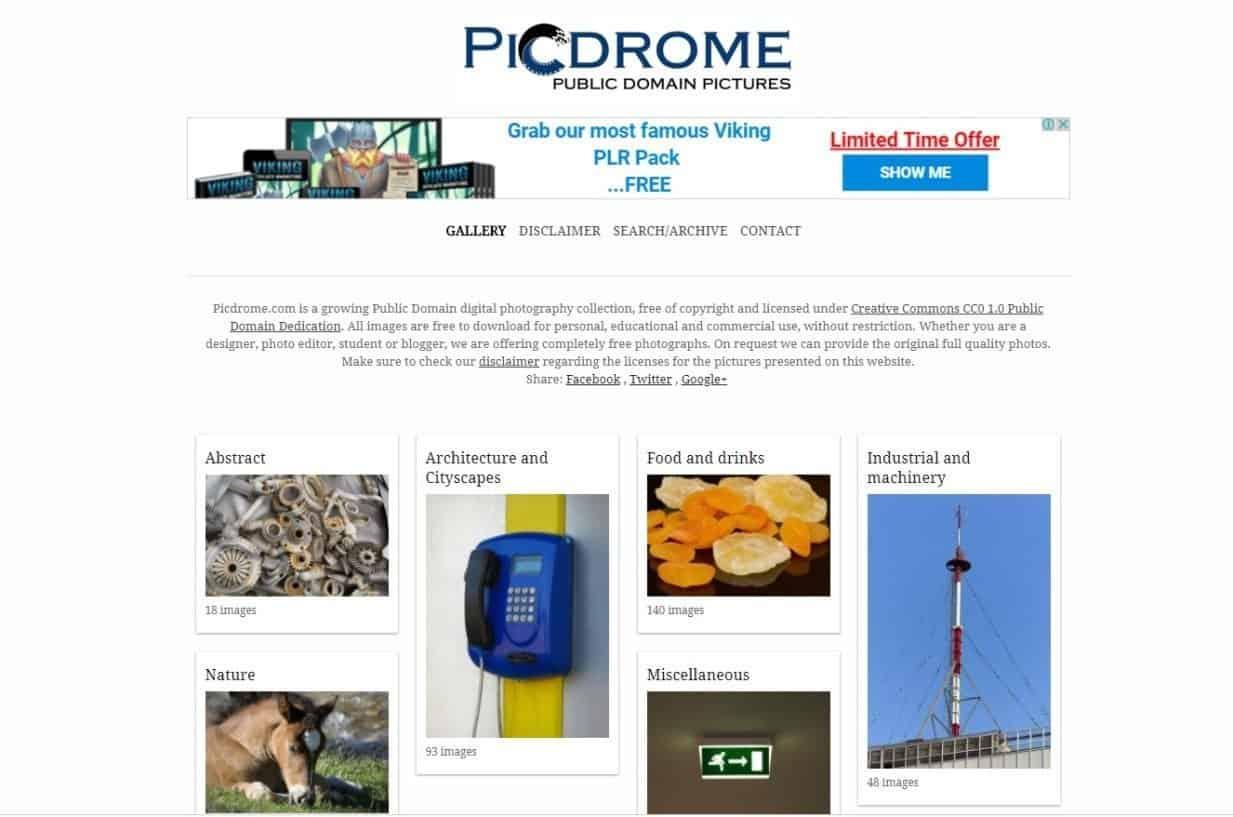 Website Tempat Download Gambar Gratis Untuk Blog Pic Drome