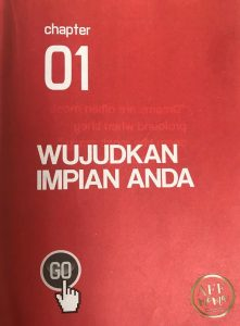 Buku The Internet Millionaire Andry Salim Chapter 01 Wujudkan Impian Anda