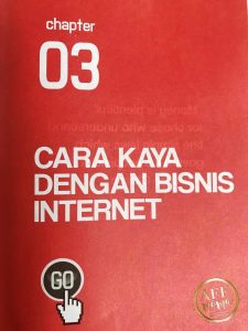 Buku The Internet Millionaire Andry Salim Chapter 03 Cara Kaya dengan Bisnis Internet