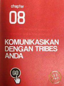 Buku The Internet Millionaire Andry Salim Chapter 08 Komunikasikan dengan Tribes Anda