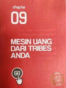 Buku The Internet Millionaire Andry Salim Chapter 09 Mesin Uang dari Tribes Anda