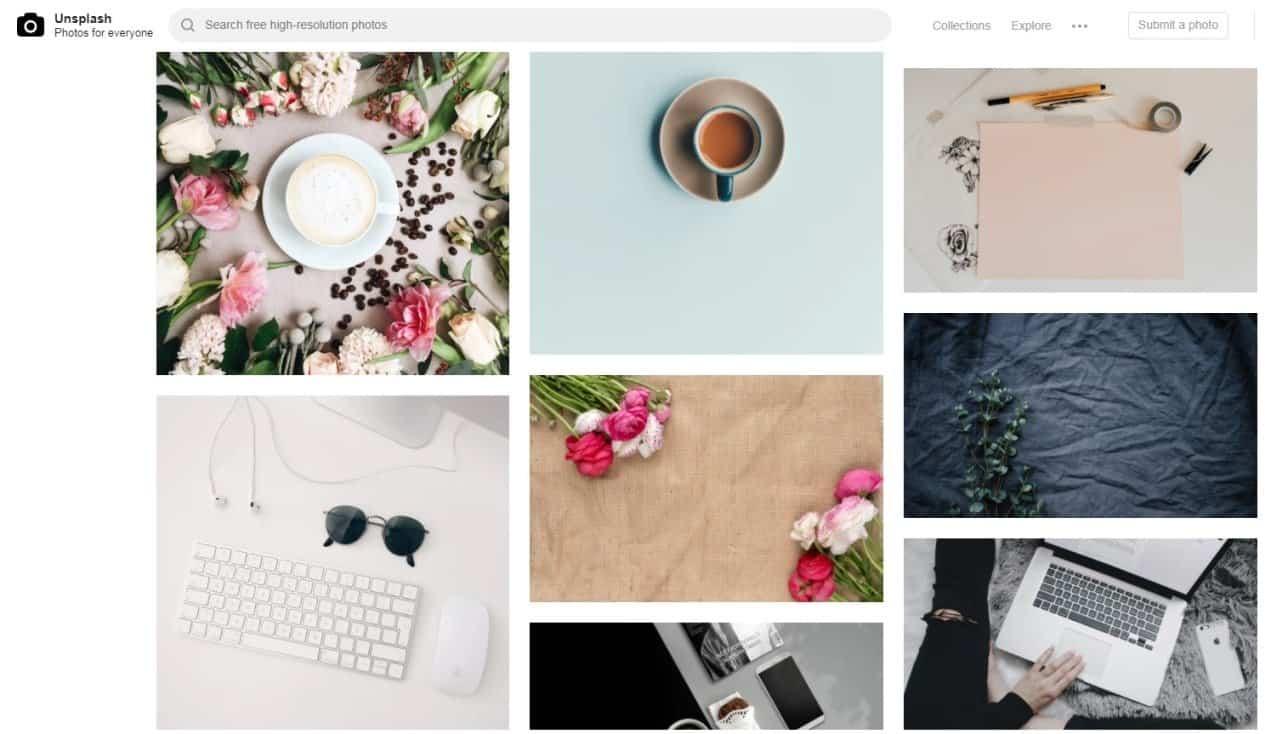 27 Website Tempat Download Gambar Gratis Untuk Blog