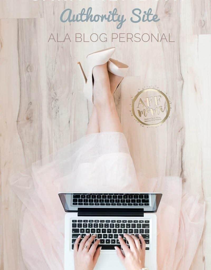 Cara Membuat Authority Site Ala Blog Personal
