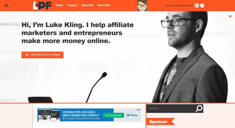 Blog Luke Peer Fly Affiliate Marketing