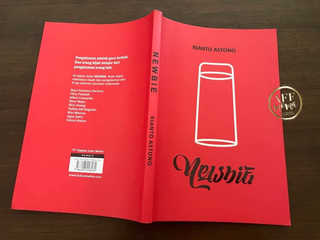 Review Buku Newbie by Rianto Astono [Update 2019] 1