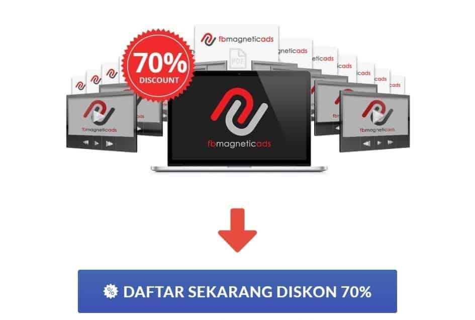 diskon fb magnetic ads