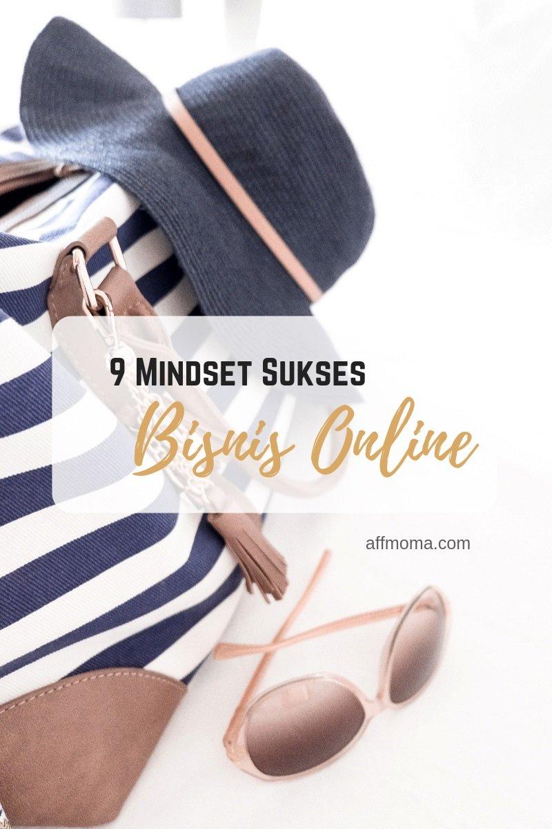 9 Mindset Sukses Bisnis Online