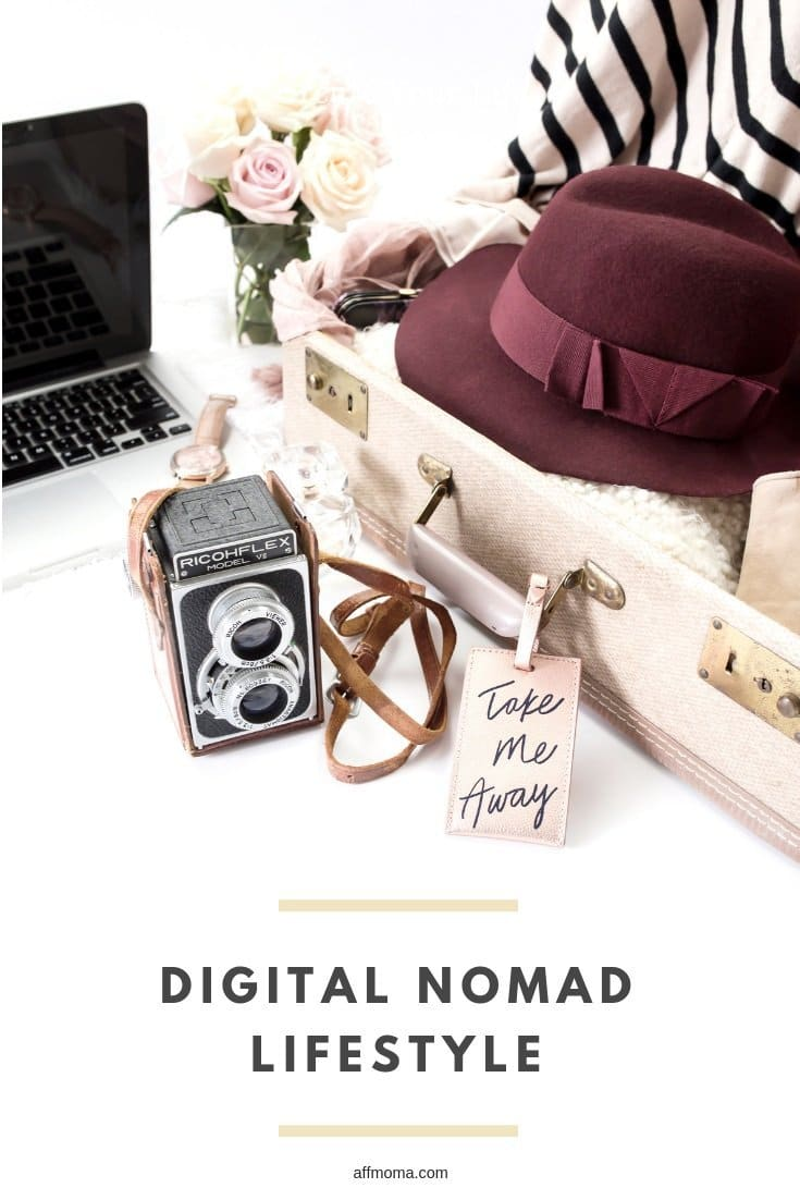Digital Nomad Lifestyle 1
