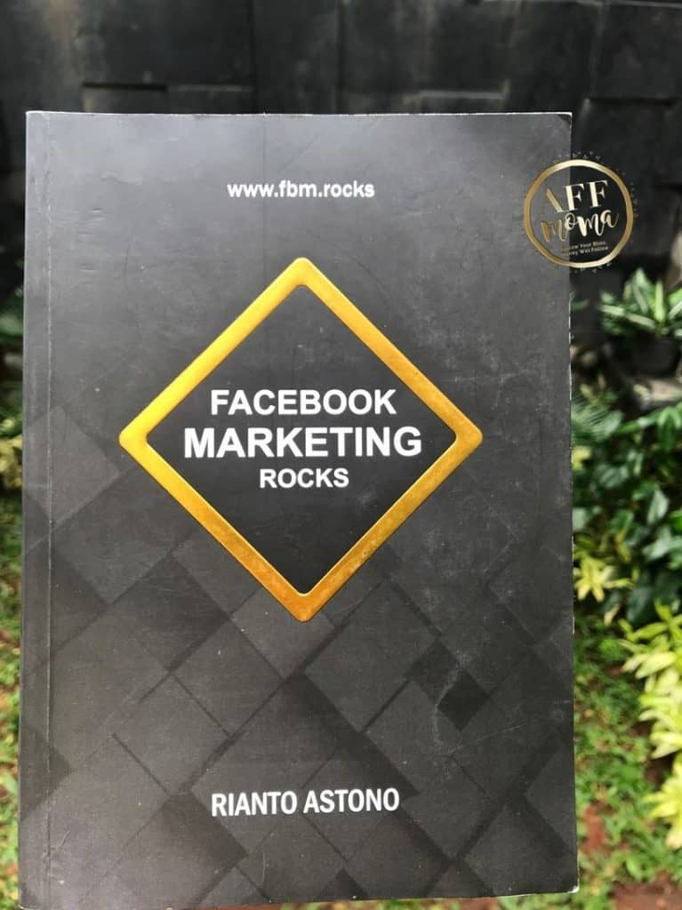 Review Buku Bagus Facebook Marketing Rianto Astono