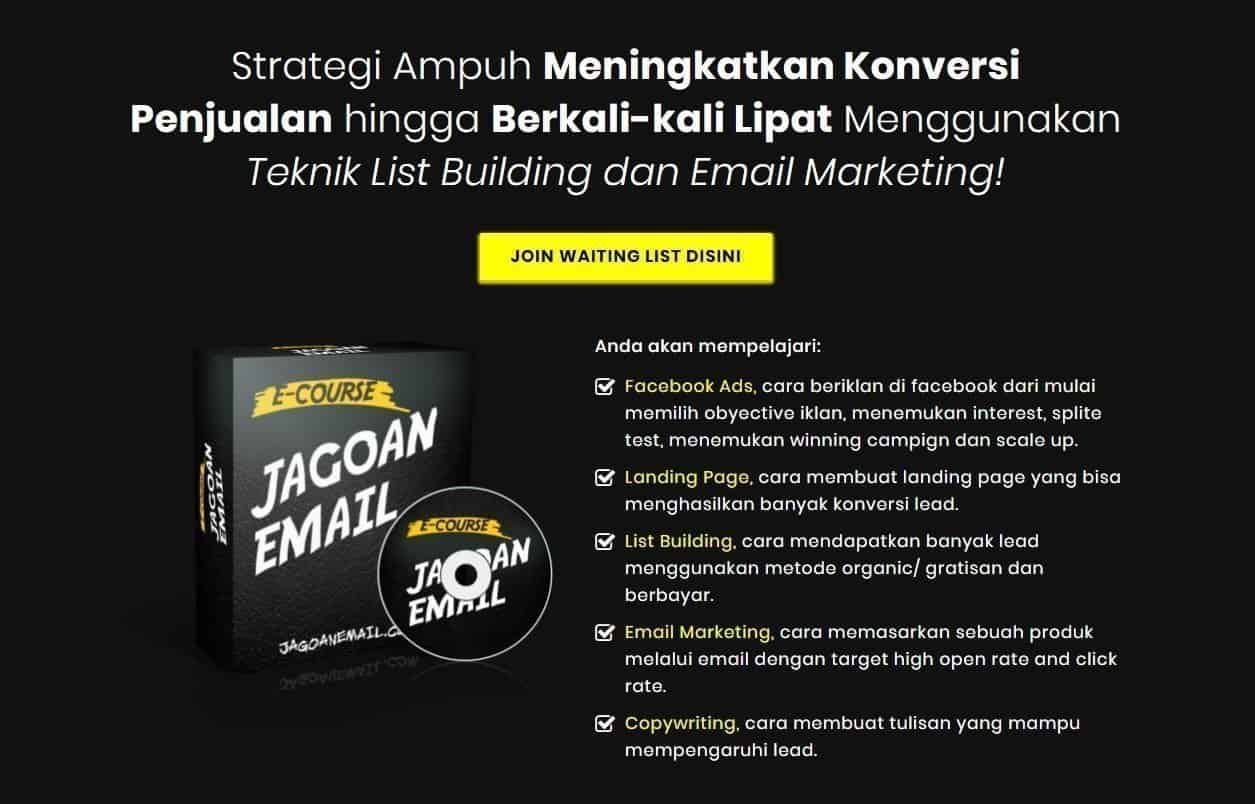 Review Jagoan Email by Waisy Alqi