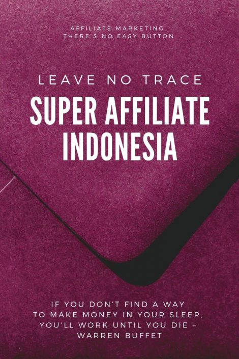 Super Affiliate Indonesia