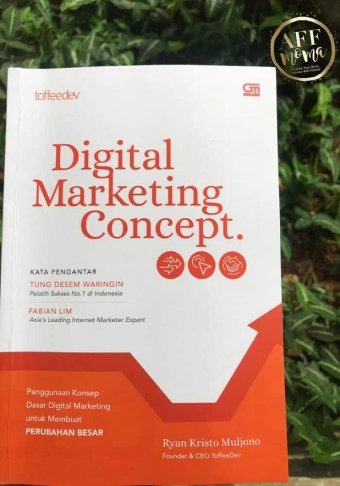 Review Buku Digital Marketing Concept Ryan Kristomuljono