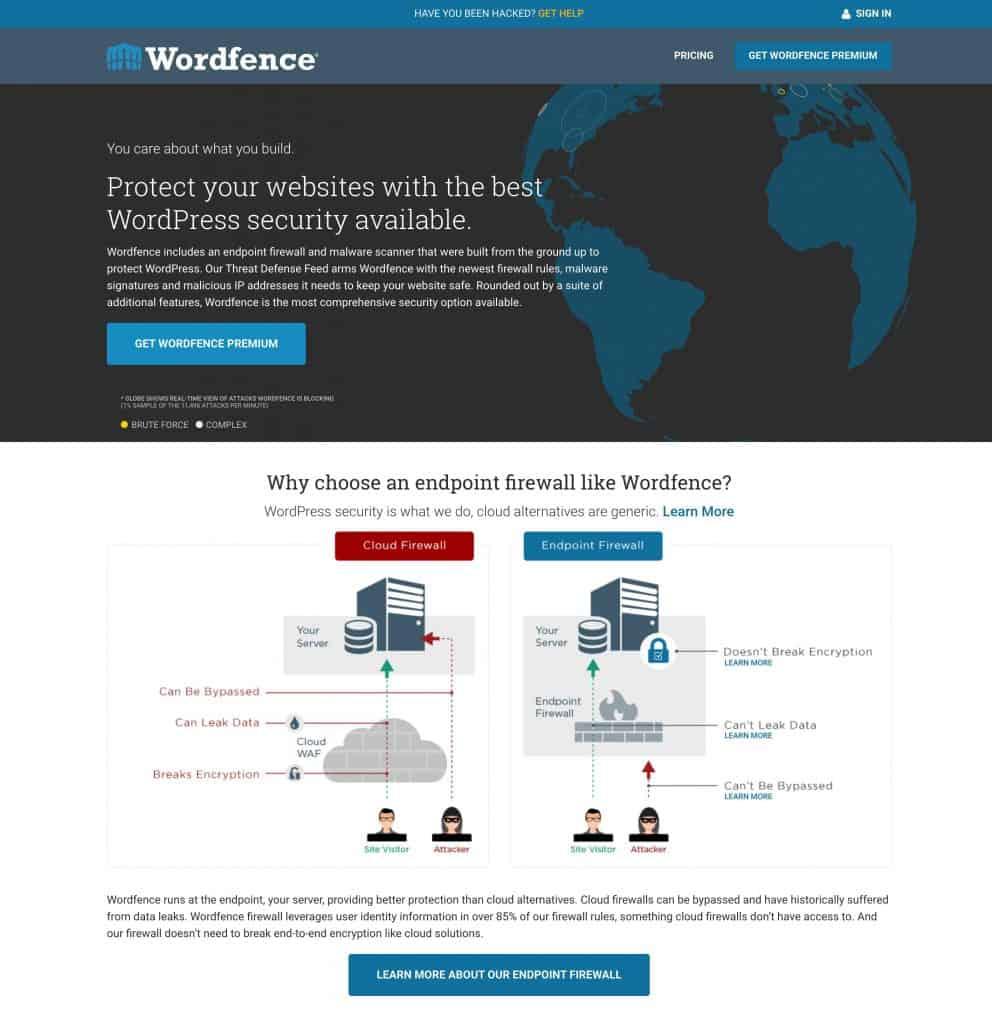 Cara Setting Plugin Wordfence