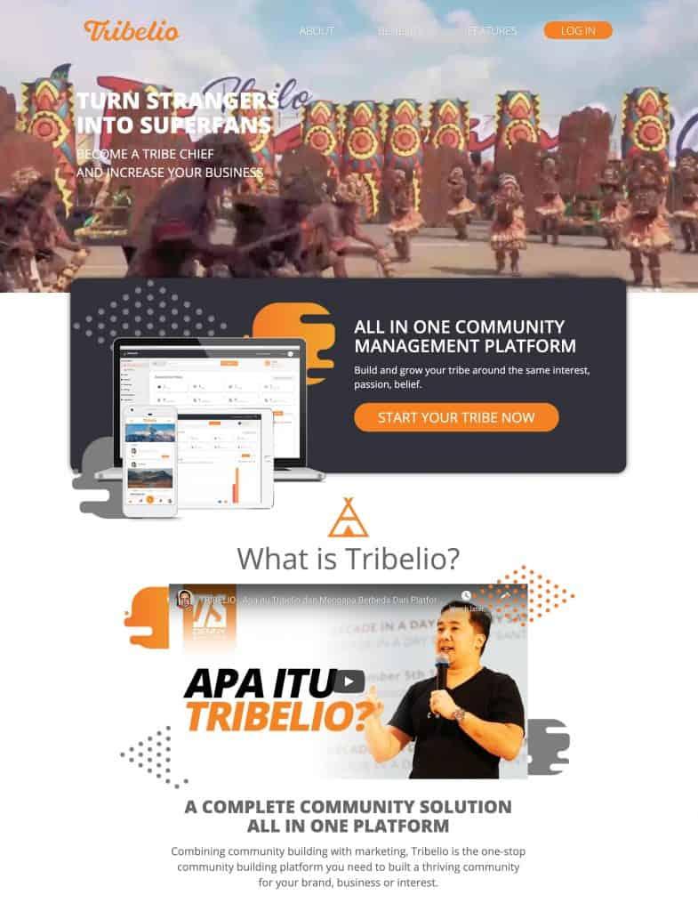 Review Tribelio Denny Santoso