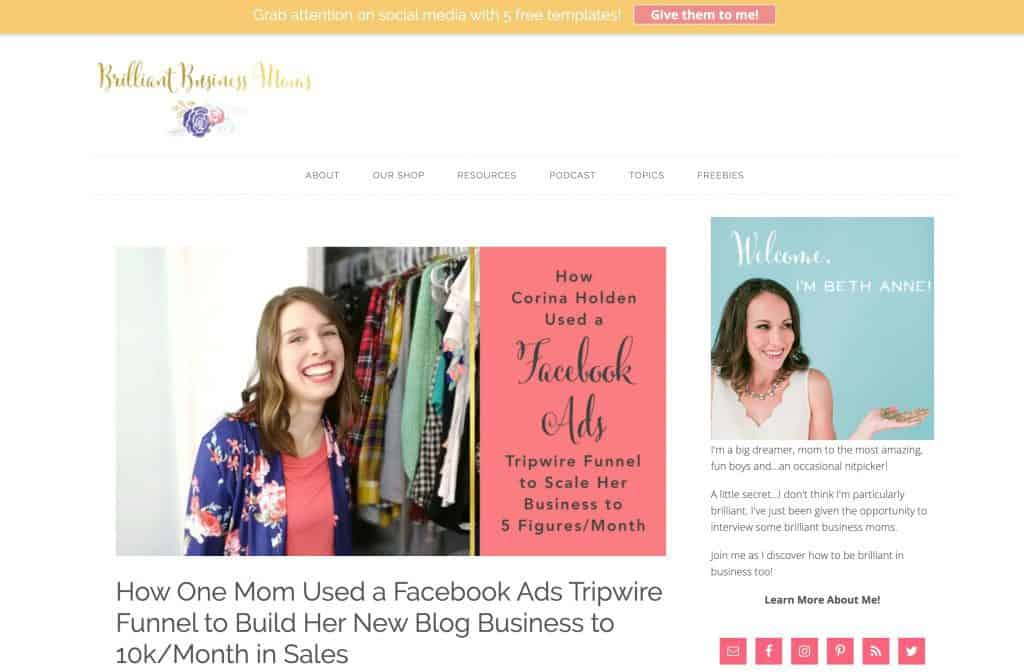 Blog Ibu Rumah Tangga Brilliant Business Moms