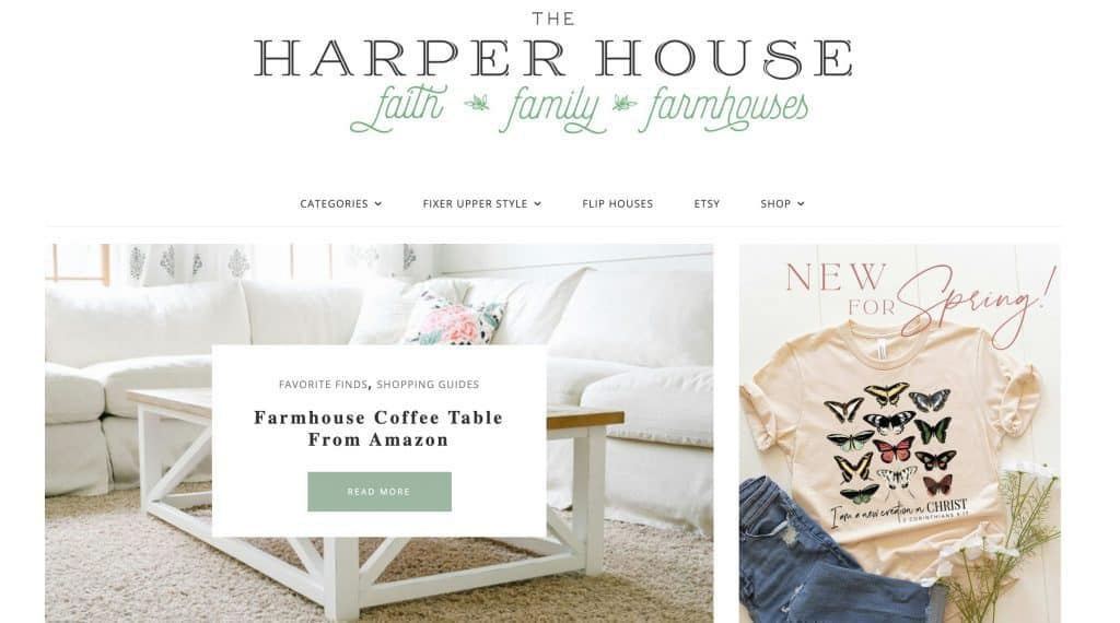 Blog Ibu Rumah Tangga The Harper House
