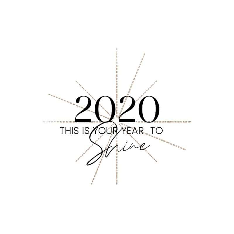 Resolusi Blogging 2020 AFFMoma Blog